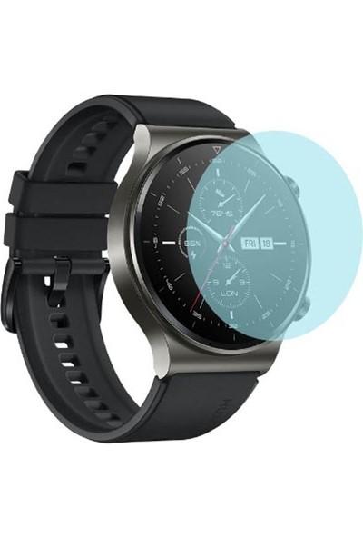 Huawei Watch Gt2 Pro Nano Glass Ekran Koruyucu 2 Adet