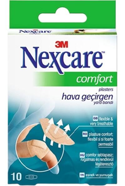 Nexcare Comfort Yara Bandı Hava Alan 10'lu