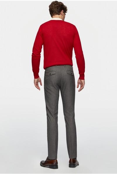 Tween Gri Kumaş Pantolon