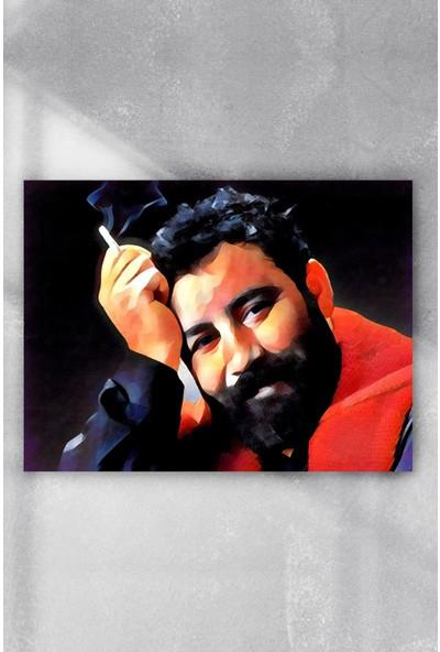 Postermanya Ahmet Kaya Poster 50 x 70 cm