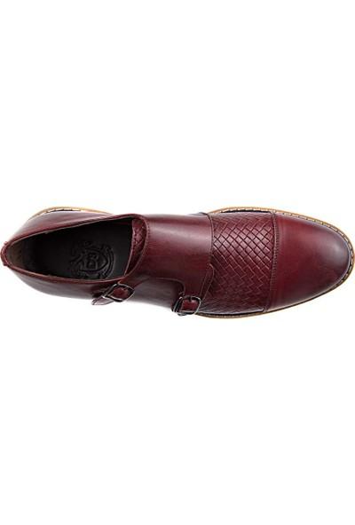 D's Damat Bordo Ayakkabı