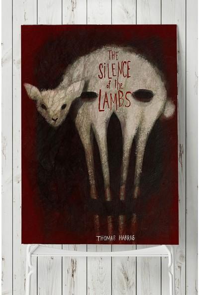 Postermanya The Silence of the Lambs Film Afişi Poster 70 x 100 cm