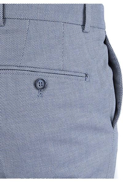 Tween Lacivert Kumaş Pantolon