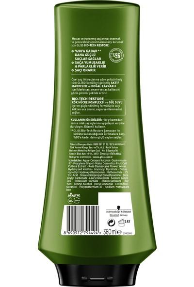 Gliss Bio-Tech Güçlendirici Saç Kremi 360 ml
