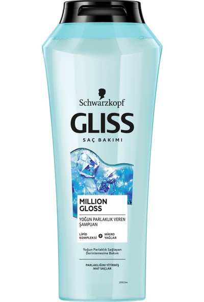 Gliss Million Gloss Şampuan 400 ml
