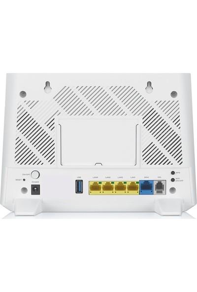 Zyxel VMG3625-T50B AC1200Mbps Vdsl/adsl Fiber Modem/router