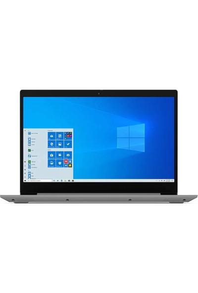 "Lenovo IdeaPad 3 Intel Core i3 1005G1 4GB 128GB SSD Windows 10 Home 15.6"" FHD Taşınabilir Bilgisayar 81WE008ETX"