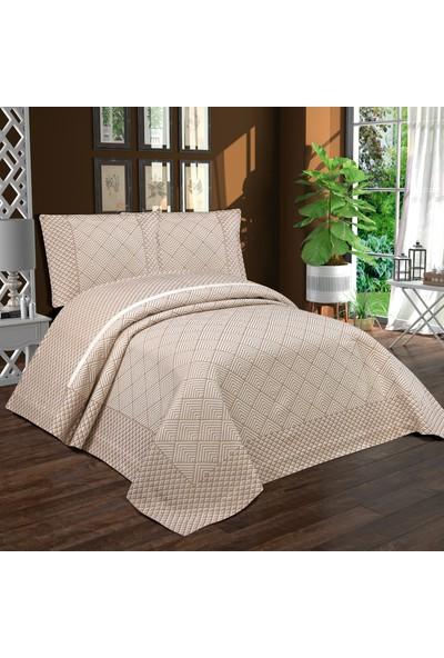 Bir Home Monica Pano Çift Kişilik Yatak Örtüsü