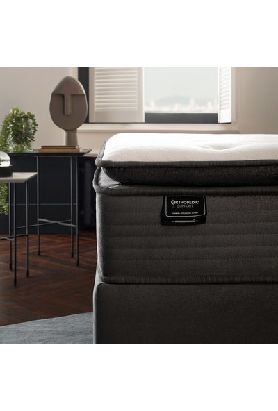 Yataş Bedding Orthopedıc Support Pocket Yaylı Seri Yatak Çift Kişilik - 140x200 cm