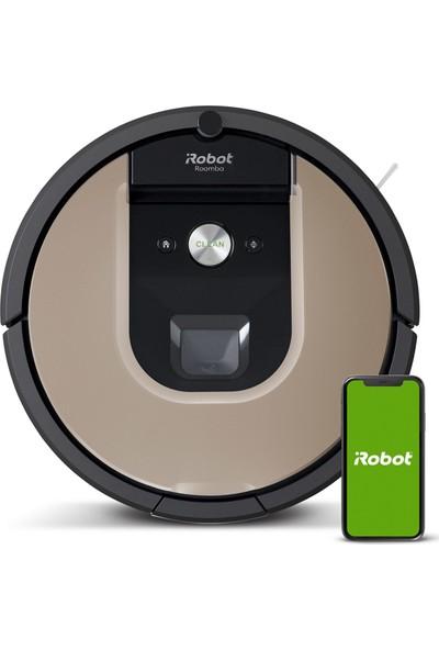 iRobot Roomba 976 Wi-Fi'lı Robot Süpürge