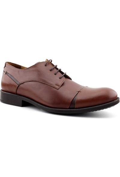 Forex 2556 Erkek Comfort Ayakkabı-Taba Antik