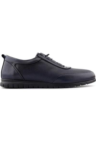 Mariotto 290 Erkek Ayakkabı-Lacivert