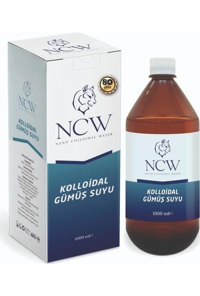 NCW Kolloidal Gümüş Suyu 80 Ppm