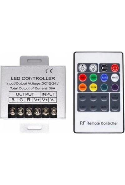 Real LED 36 Amper Şerit LED Rgb Kumanda