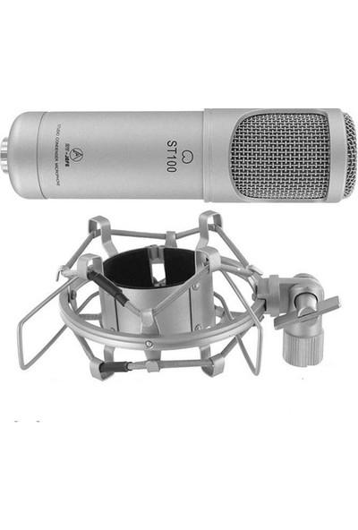 Av-Jefe St-100 Kondenser Stüdyo Mikrofonu
