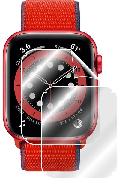 IPG Apple Watch Series 6 (44 mm) Akıllı Ekran Koruyucu (2 adet)