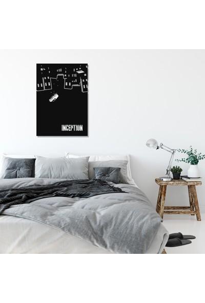 Balt Metal & Wood Inception Dekoratif Metal Tablo
