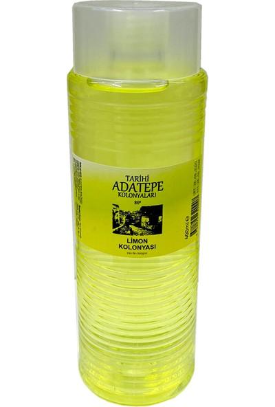 Tarihi Adatepe Kolonyaları Limon Kolonyası 400 ml