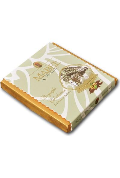 Mabel Beyoğlu Çikolatası Antepfıstıklı 90 gr x 6'lı