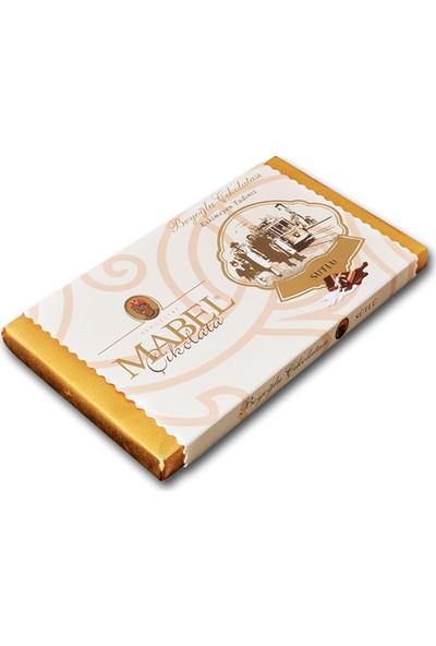 Mabel Beyoğlu Çikolatası Sütlü 150 gr 1'li