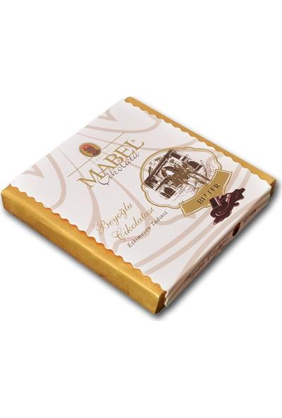 Mabel Beyoğlu Çikolatası Bitter 90 gr x 6'lı
