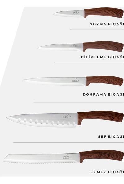 Karaca Pro Chef 5 Parça Bıçak Seti