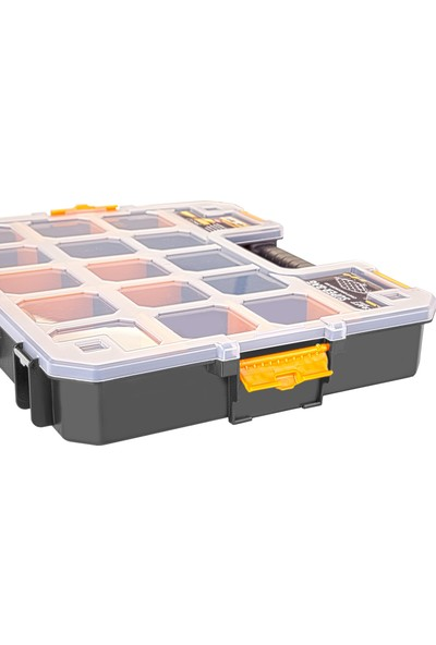Craft Süper-Bag 300 Organizer Super Bag Bölmeli Plastik Kutu