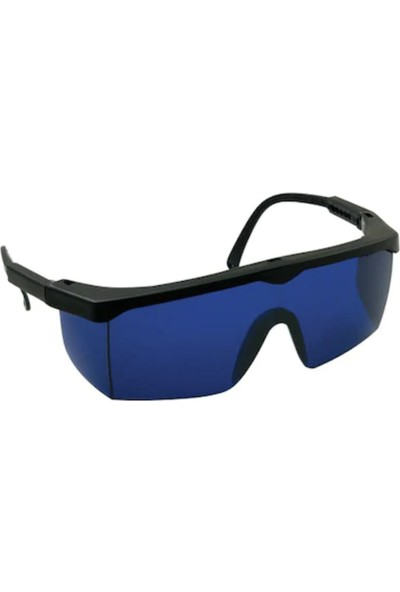 Viola Valente Lazer Epilasyon Estetisyen Koruyucu Gözlük Mavi