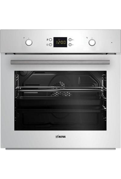 Altus Wide Cooker Serie Üçlü Ankastre Set (Ala 175 Gwd Ocak - 137 W Fırın - 540 Davlumbaz)