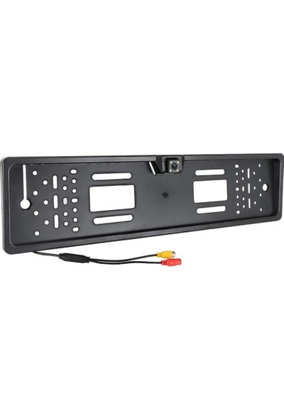 Mobitell 170 Derece Görüş Açılı Kameralı Araç Plakası