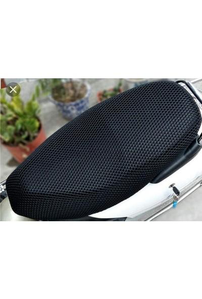 Monero Motosiklet Sele Kılıfı - 3D Fileli - Xl Beden