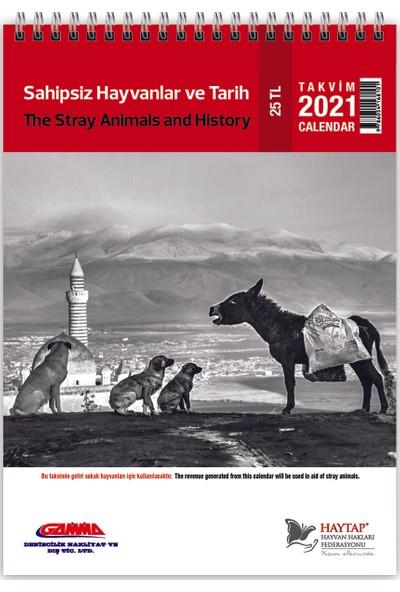 HAYTAP 2021 DUVAR TAKVİMİ