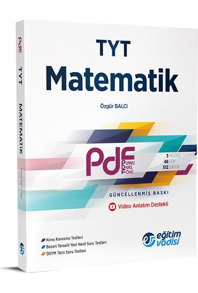 Eğitim Vadisi TYT PDF Matematik Video Anlatım Destekli