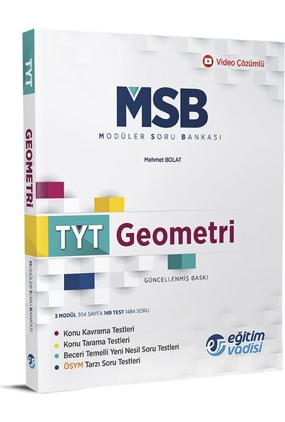 Eğitim Vadisi TYT Geometri Modüler Soru Bankası Video Çözümlü - Mehmet Bolat