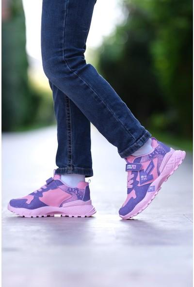 Kaptan Junior Kız Çocuk Ayakkabı Spor PALSK810