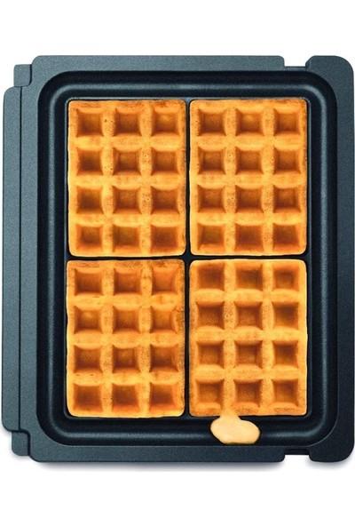 Sage SGR001 Belçika Waffle Plakaları