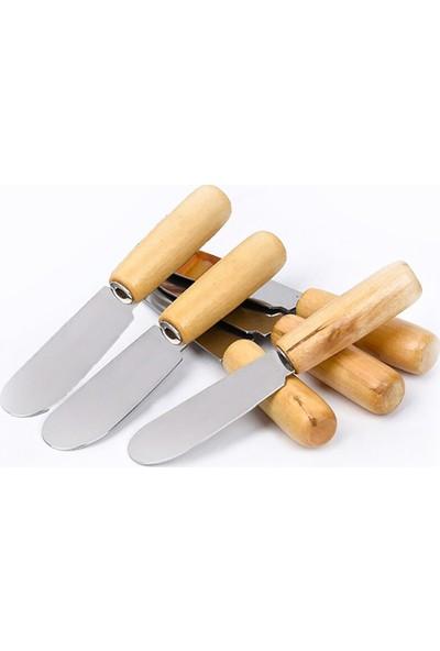 Pd Home 6'lı Sunumluk Tereyağ & Reçel Bıçağı