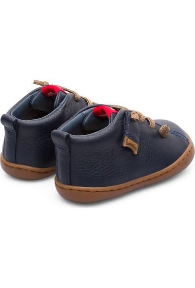 Camper Bebek Günlük Ayakkabı Lacivert Peu Cami Fw 80153-066