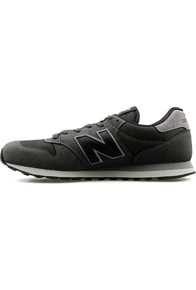 New Balance Erkek Günlük Ayakkabı Koyu Gri GM500TGG GM500TGG