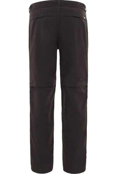 The North Face Siyah Erkek Outdoor Pantolonu T0CF7003B M Horizon Convertible Pant