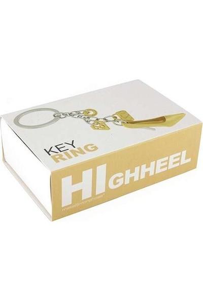 Metalmorphose Hıgh Heel Topuklu Ayakkabı Charm Anahtarlık