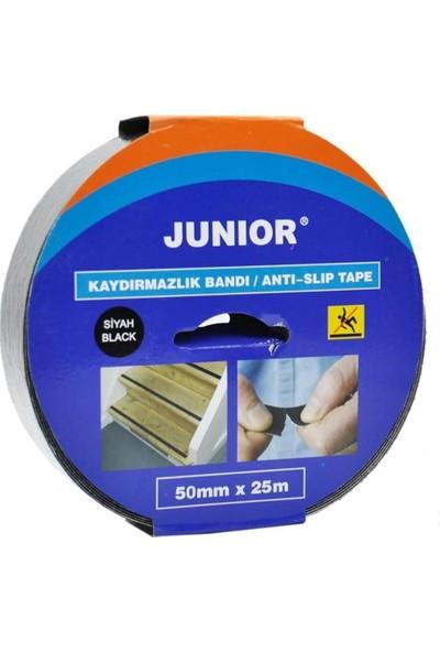 Junior K Junior Kaydırmazlık Bandı Halı merdiven Fayans Bandı 50 mm x 25 m