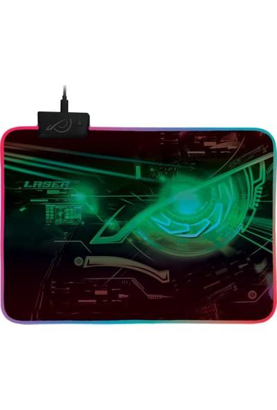 Preo My Game MG14 Mouse + Işıklı Mouse Pad