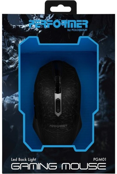Polosmart Pgm-01 Performer Gaming Mouse
