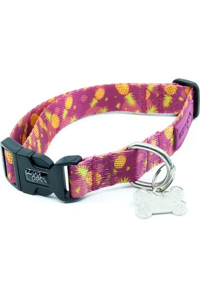 Weepetz Pineapple Collar Köpek Boyun Tasması Large