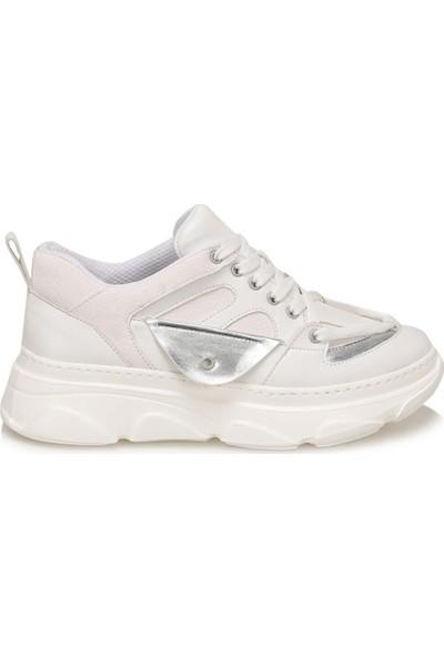 Butigo Ailsa Beyaz Kadın Fashion Sneaker