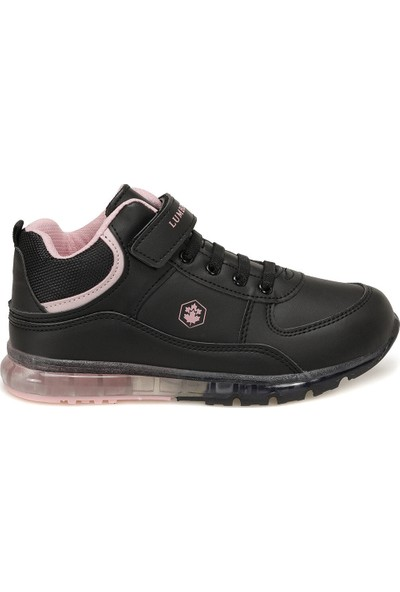 Lumberjack Cap Hı 9pr Siyah Kız Çocuk Sneaker Ayakkabı