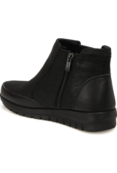 Polaris 5 Nokta 92.101083.Z Siyah Kadın Comfort Ayakkabı
