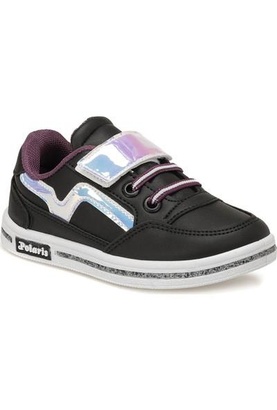 Polaris 612140.P Siyah Kız Çocuk Ayakkabı