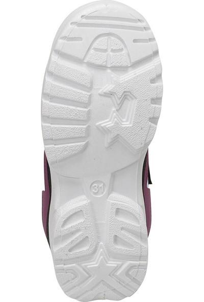 Polaris 612146.F Siyah Kız Çocuk Ayakkabı